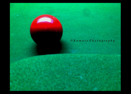Red Ball kumars photography