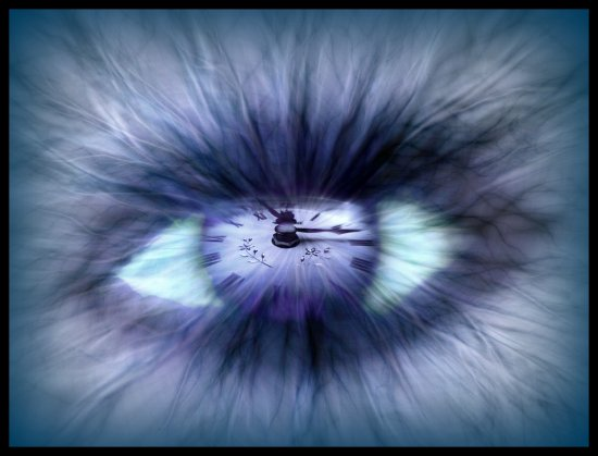 eye clock digitalartclub