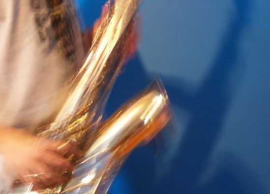 Saxaphone Movement Challenge37