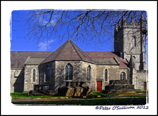 Church St_Johns C of I Tralee Kerry Ireland Spring churchsunday