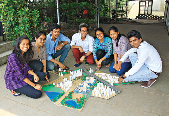 s.b.patil college of architecture & design was established
