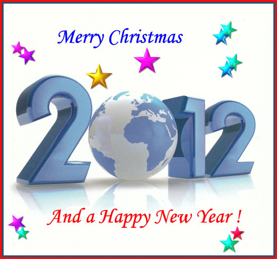 *********Wish you all the best in 2012*********