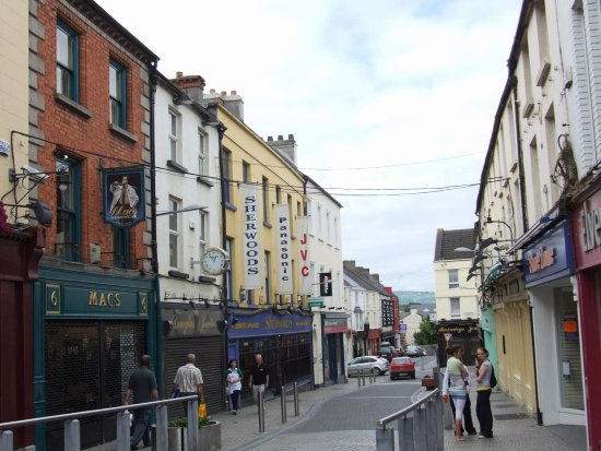 ireland carlow architecture townscape