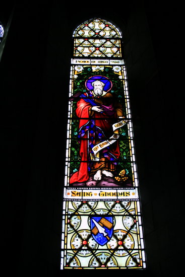 nelson nelsoncathedral stainedglass peacefriday