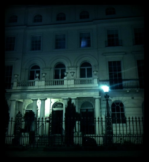 mansion London