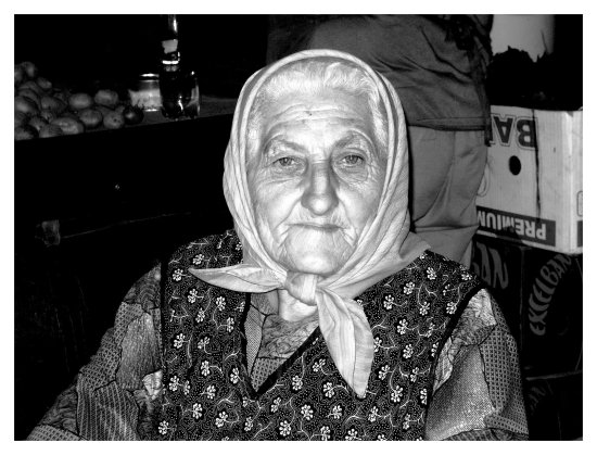 romania black white woman potraits
