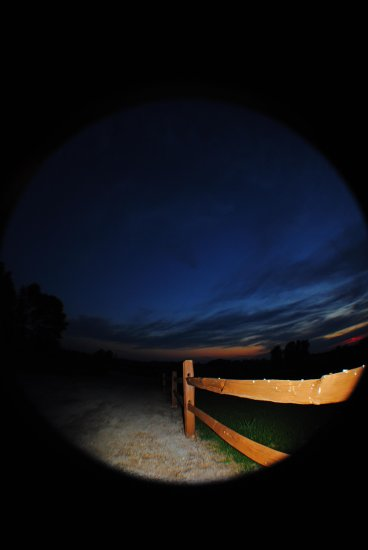 wide angel fisheye lens 40x