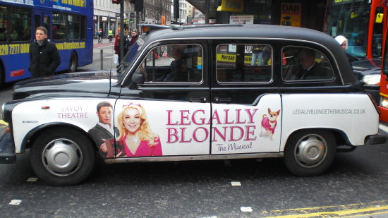 london cab musical