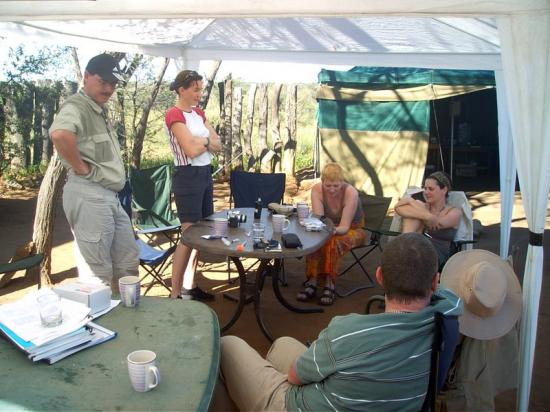 2005 Namibia Expedition