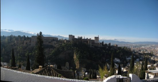 nezihmuin travel spain granada alhambra architecture endulus nzhpanorama