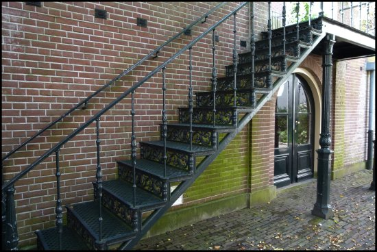 zutphen holland stairs