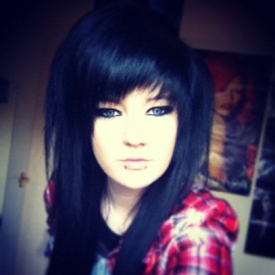 cute emo girl hair summer murray scene hair emo love