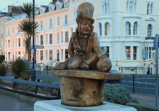 The Mad Hatte at Llandudno