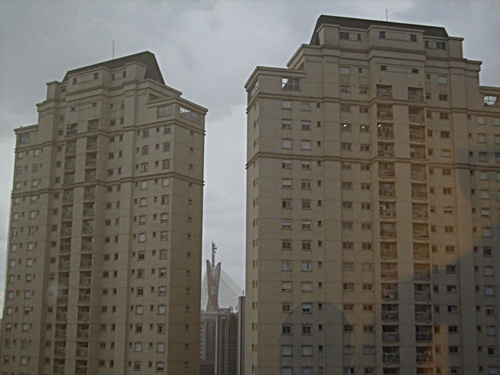 sao paulo morumbi buildings tower blocks