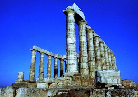 PoseidonsTemple CapeSounion