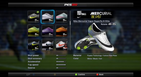 New CR7 Nike Boot