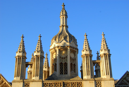 kings college cambridge gatehouse