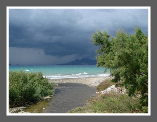 Greece Kos nature
