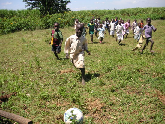 football kenya wepoga charity