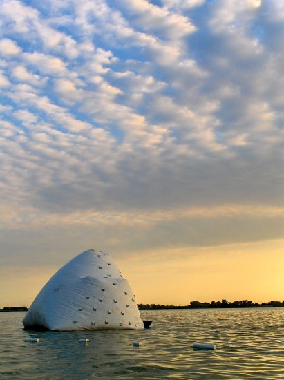 PALIĆ LAKE AGAIN .....  for free climbers .. BUT ... it has to be OUT of the water !!! ...