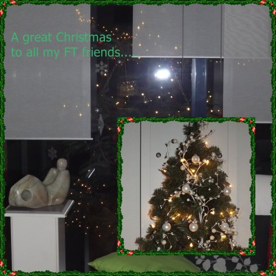 christmas friends love