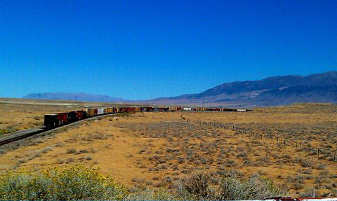 desert highdesert train cameraphone phone