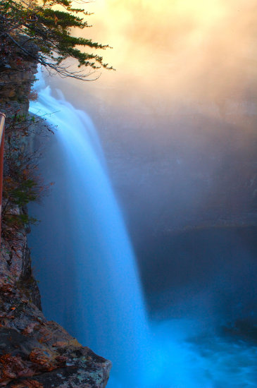 DeSotoFalls waterfall Alabama Bamawester nature longexposure
