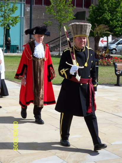 newcastle lord mayor