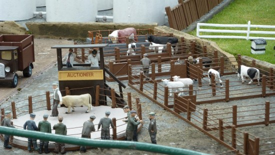 england beaconsfield bekonscot models architecture animals