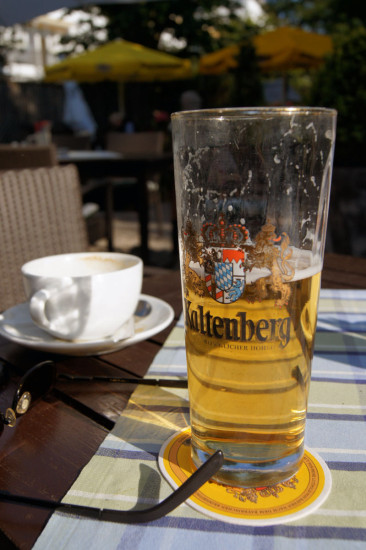 vacation germany beer