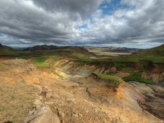 e620 mountain Geothermal hdr sogin Iceland