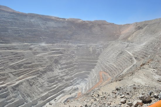 chile calama chuquicamata copper mine