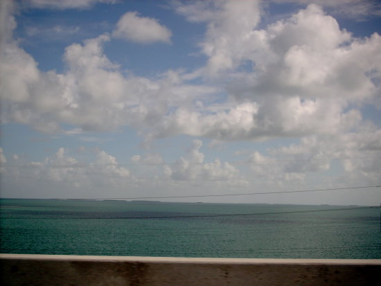 Key West Clouds