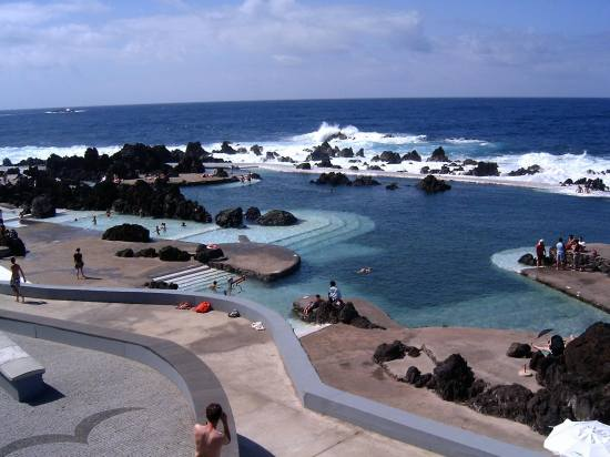 Portugal madeira island 2005 summerfriday challenge23 swim natural pools