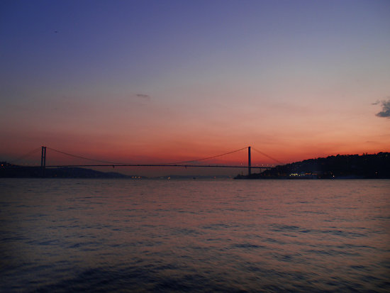 bridgesfriday bridge mariamel Istanbul Bosphorus