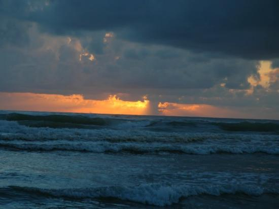 Dawn: South Padre Island, Texas