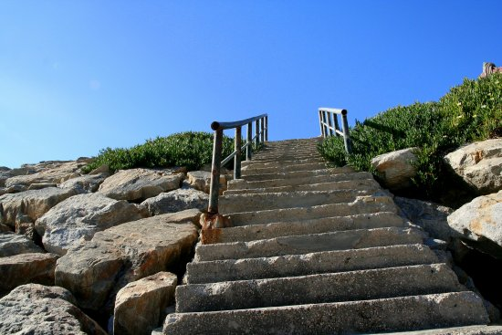 Stairway to heaven (??) :-)