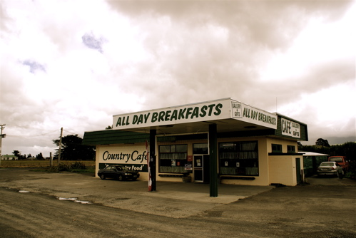 New Zealand Breakfast Diner