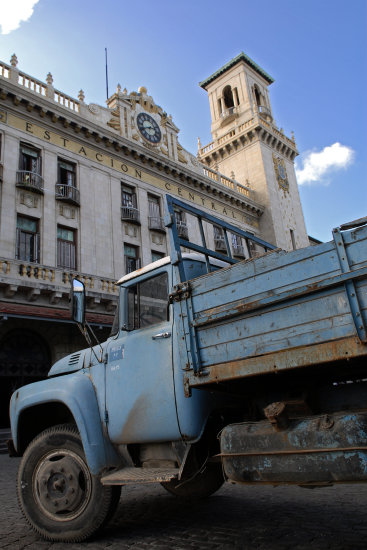Havana Central Station Truck