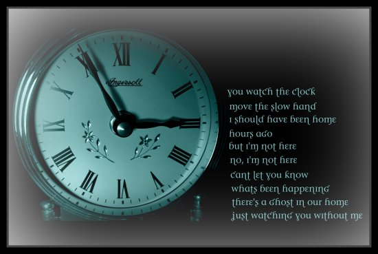 Clock lyrics