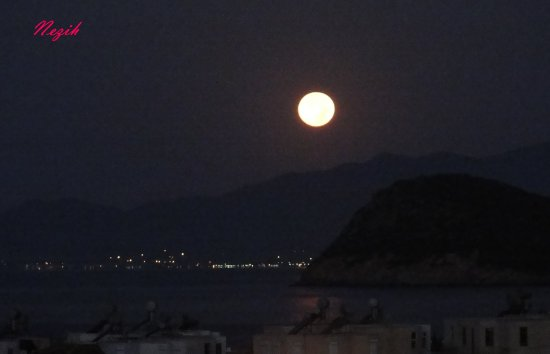 nezihmuin travel turkiye bozyazi tekmen sky night fullmoon