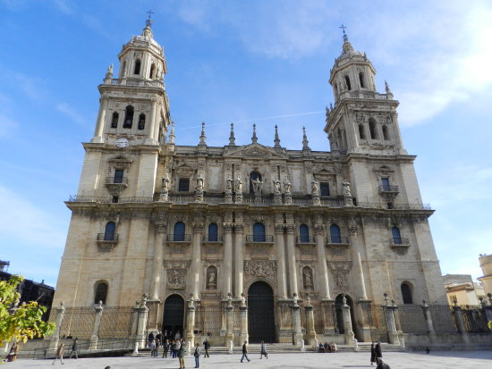 Jaen Catedral Cathedral Eglise Kirchen Spain Espana