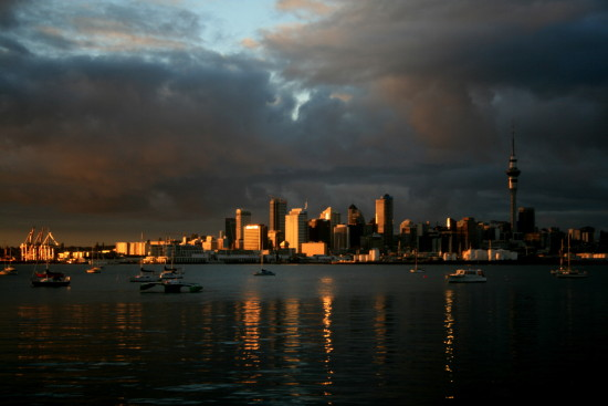 One last Auckland image