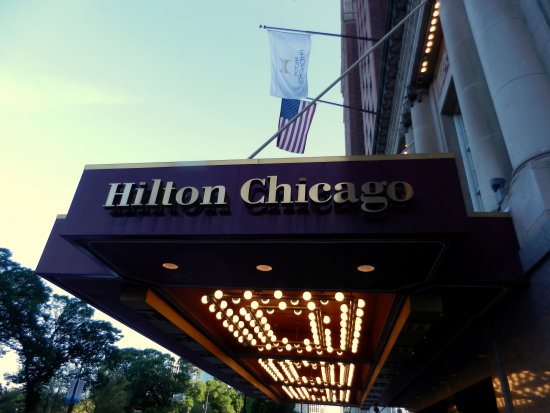 hotelfriday funfriday hilton Chicago Illinois USA