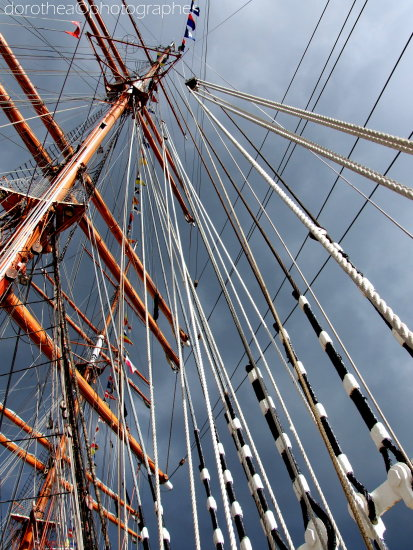dorothea gdynia Tall Ships Regatta art sea fuji S9600 poland 2011