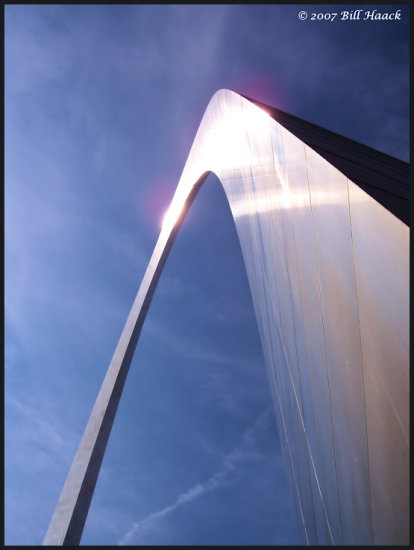 stlouis missouri us usa architecture arch gateway museum art monumentfriday 2007