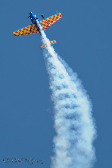 redding air show