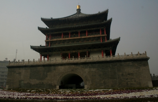 Bell tower XiAn China