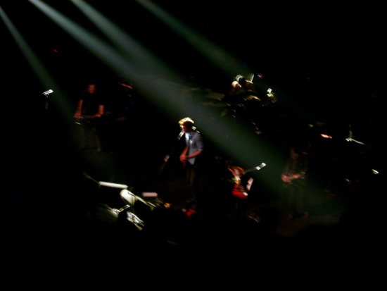 Queens Of The Stone Age at Brixton Academy, 2003