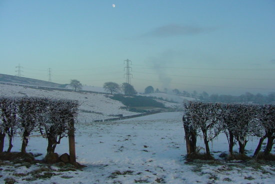 a bit of a slow icy misty start on the 22nd december near my mates farmland. Shortest day of the ...
